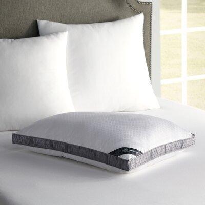 1834 High-Loft Polyfill Pillow Size: Jumbo