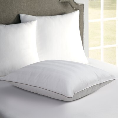 Tradition Sleep Polyfill Pillow Size: King