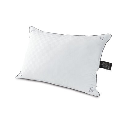 500 Thread Count Manchester Sleep Polyfill Pillow Size: Jumbo
