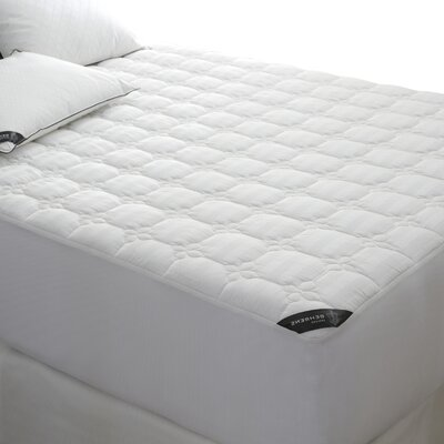 0.5 Polyester Mattress Pad Size: California King