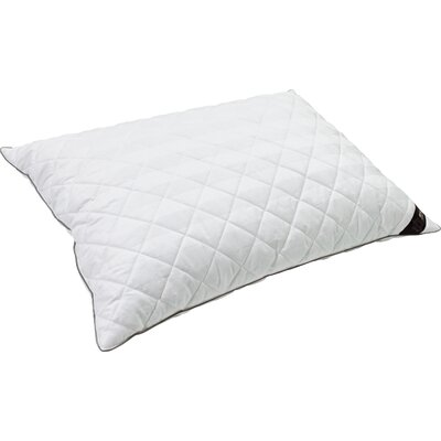 Diamond Quilt Polyfill Pillow Size: King