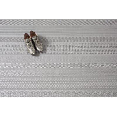 Mixed Weave Woven Doormat Mat Size: 211 x 4