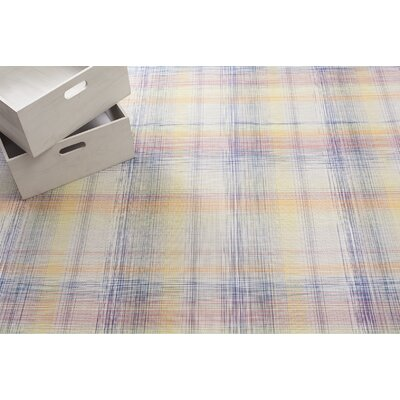 Plaid Doormats Rug Size: Runner 26 x 810