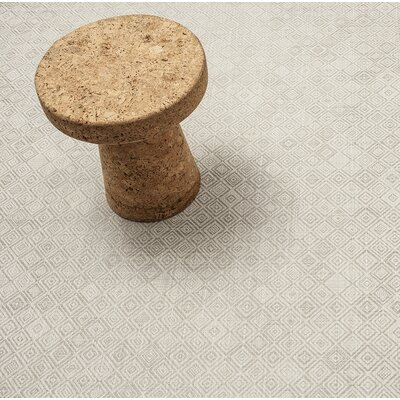 Gray Area Rug Rug Size: Runner 26 x 81