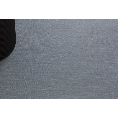 Speckle Blue Area Rug Rug Size: Runner 26 x 81