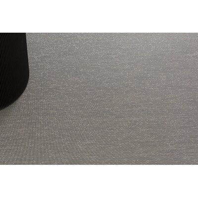 Speckle Gray Area Rug Rug Size: Rectangle 111 x 3