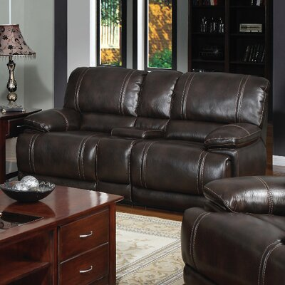 3490-2CR PLKH1044 E-Motion Furniture Cascade Reclining Loveseat