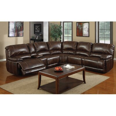 3353-SEC/2REC E-Motion Furniture Sectionals