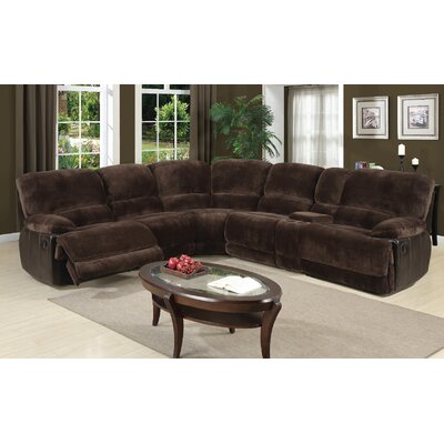 3463-SEC/2REC E-Motion Furniture Sectionals