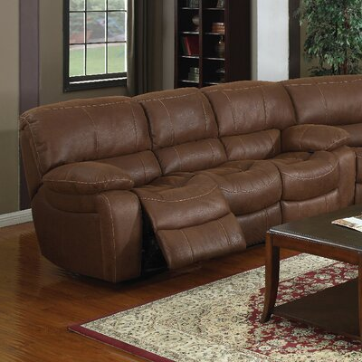 3365-3R PLKH1013 E-Motion Furniture Newberry Leather Reclining Sofa