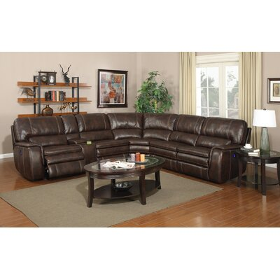 Bentley Reclining Sectional