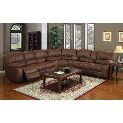 Josie Reclining Sectional