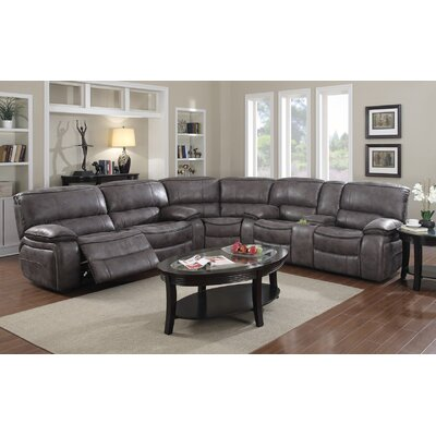Micah Configurable Living Room Set