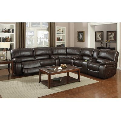 Jayce Reclining Sectional