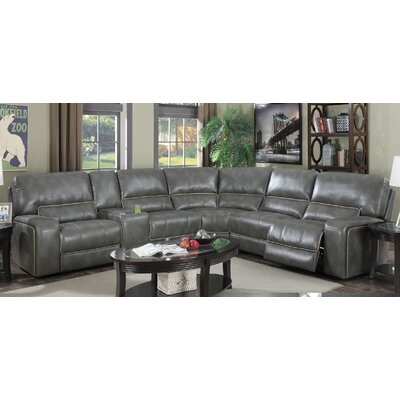 Skyler Reversible Reclining Sectional