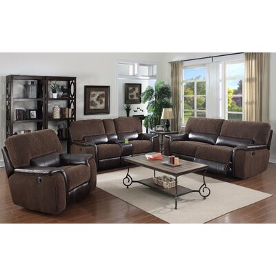 Micaela Reclining Loveseat