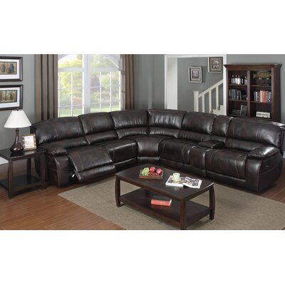 Christopher Reversible Reclining Sectional