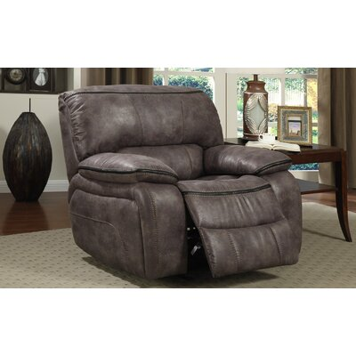 Micah Manual Glider Recliner