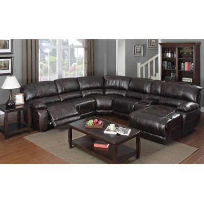Christopher Reversible Chaise Sectional Orientation: Right Hand Facing