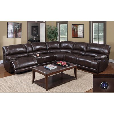 Zane Reclining Sectional