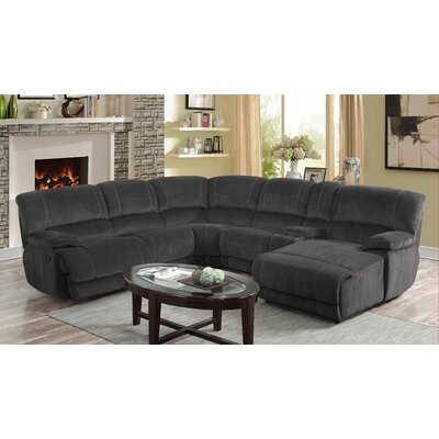 Wyland Reclining Sectional Collection Orientation: Right Hand Facing