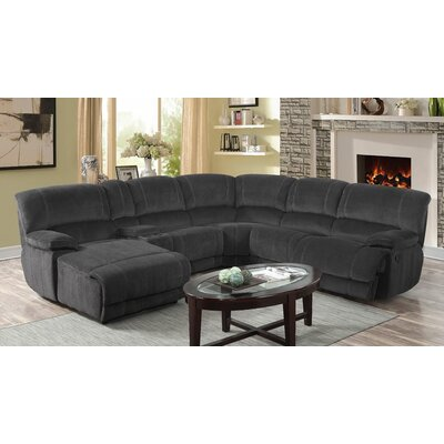 Wyland Reclining Sectional Collection Orientation: Left Hand Facing