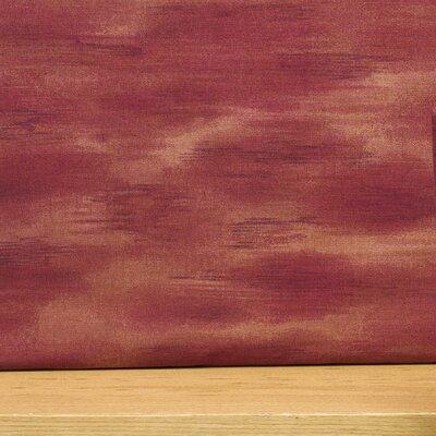 Red Desert Tailored Cotton Bed Skirt Size: Full