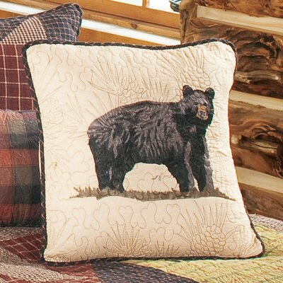 Pablo Square 100% Cotton Throw Pillow