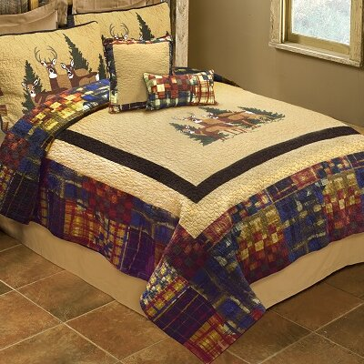 Cullen Quilt Size: Full/Queen