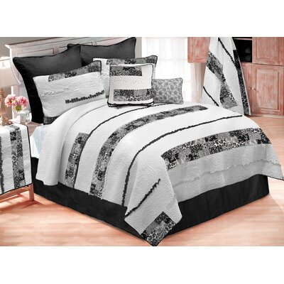 Dorothea Quilt Size: King