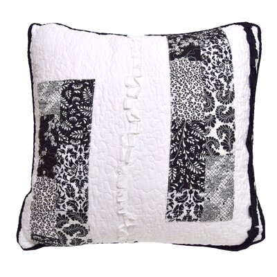 Dorothea 100% Cotton Throw Pillow