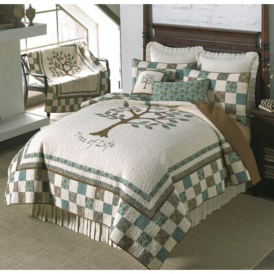 Ursina Quilt Size: Full/Queen