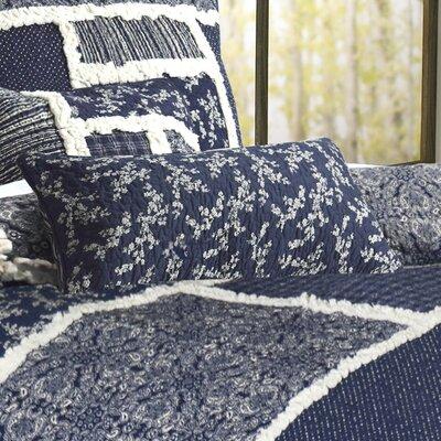 Bianca 100% Cotton Throw pillow Size: 11 x 22
