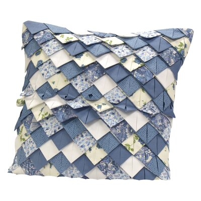 Berkeley Heights Square 100% Cotton Throw Pillow