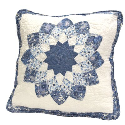 Berkeley Heights 100% Cotton Throw Pillow