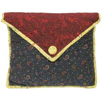 Whitworth Envelope 100% Cotton Throw Pillow