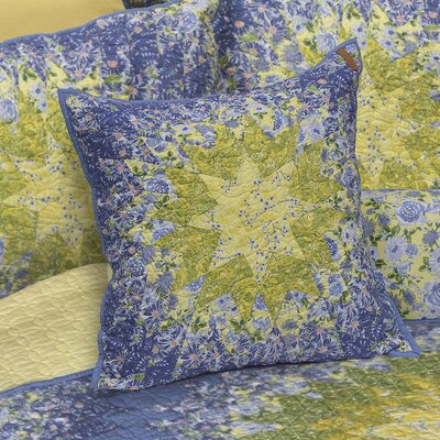 Galvan Star 100% Cotton Throw Pillow