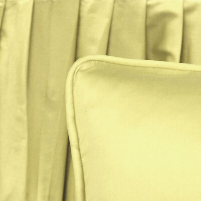 Cooke 136 Thread Count Bed Skirt Size: King