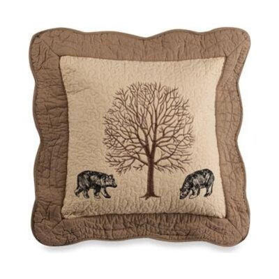 Nelms 100% Cotton Throw Pillow