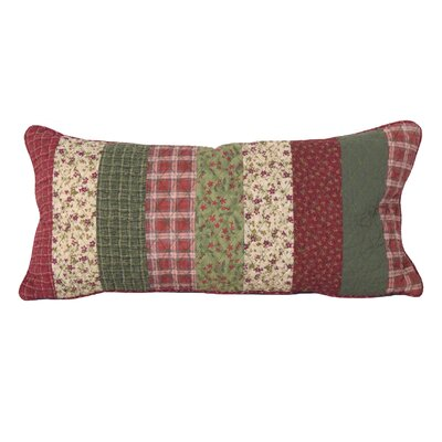 Cater 100% Cotton Throw Pillow