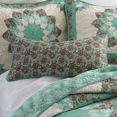 Debellis Dahlia Cotton Throw Pillow