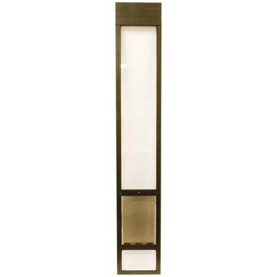 Deluxe Large and Tall Pet Panel Color: Bronze, Size: Large 81