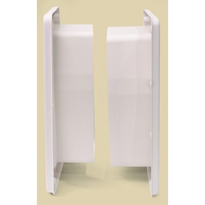 Wall Entry Kit SmartDoor Size: Large