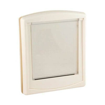 Door Clear Hard Flap Size: Small