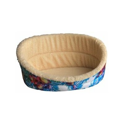 Standard Plush Foam Bed Size: Small - 16 L x 11.4 W