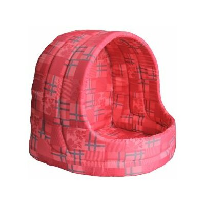 Standard Igloo Bed Size: X-Small - 14 L x 12.6 W
