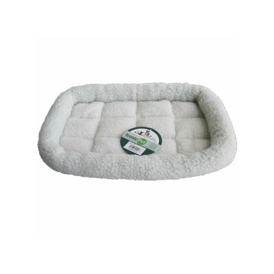 Premium Synthetic Sheepskin Handy Bed Size: X-Small - 12 L x 18 W