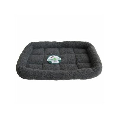 Premium Synthetic Sheepskin Handy Bed Size: Large - 30 L x 19 W