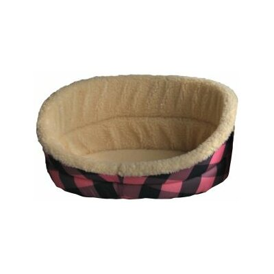 Standard Plush Foam Bed Size: Large - 20.5 L x 16 W