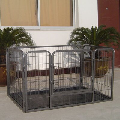 Pet Crate Size: 36 H x 32 W x 50 L
